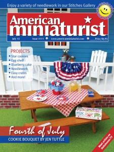 American Miniaturist July 2012