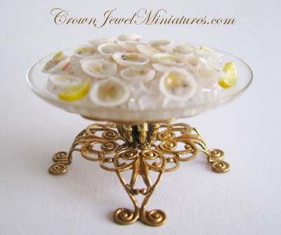 Crown Jewel Miniatures Original Servingware
