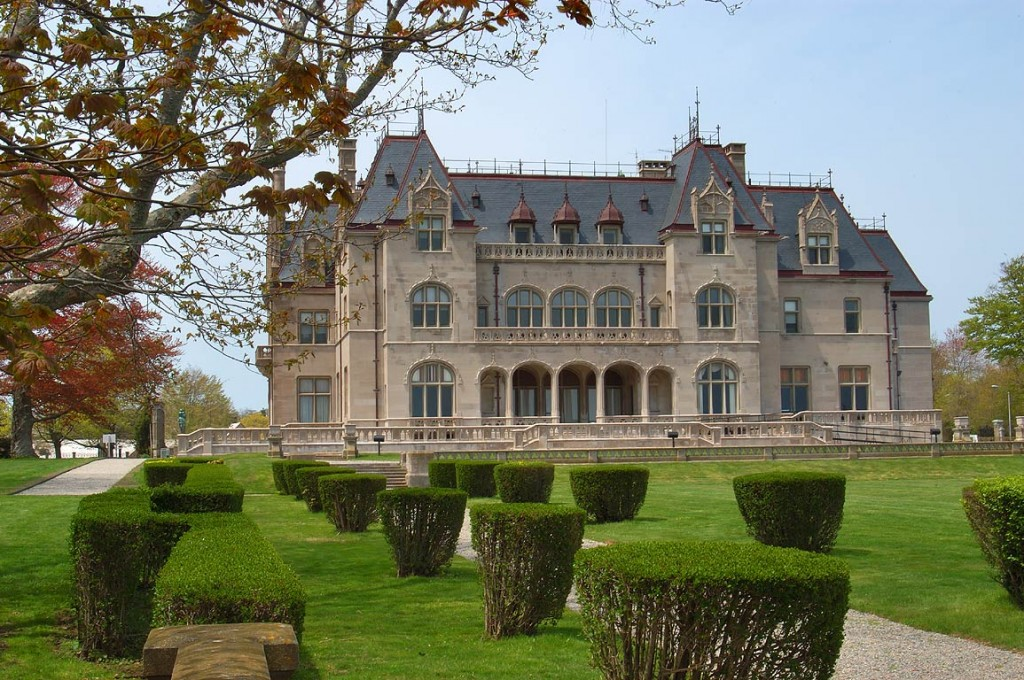 Ochre Court, Newport, RI
