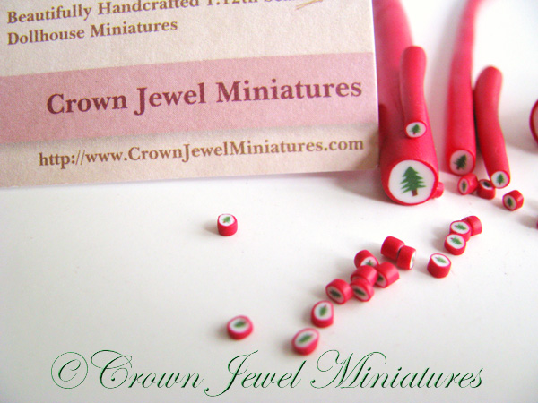 Crown Jewel Christmas Candy