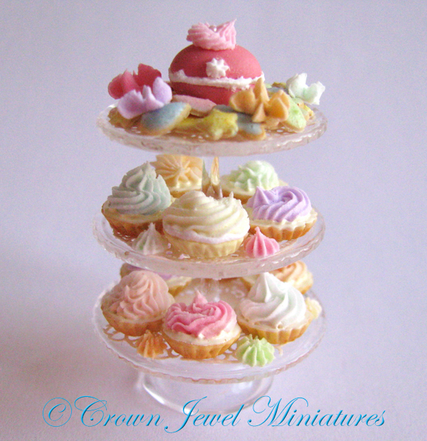 Crown Jewel Miniatures Easter Tower