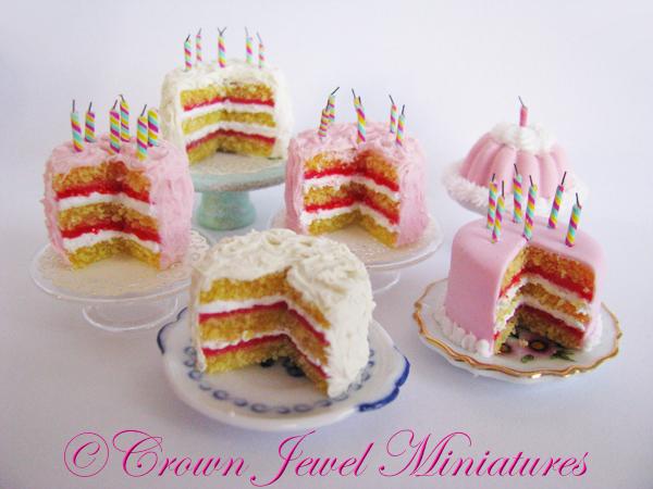 CJM Birthday Cakes