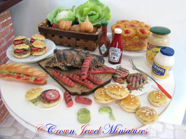 CJM BBQ table