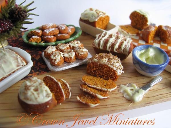 Pumpkin Breads All