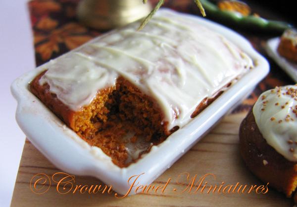 Pumpkin Breads Cake2