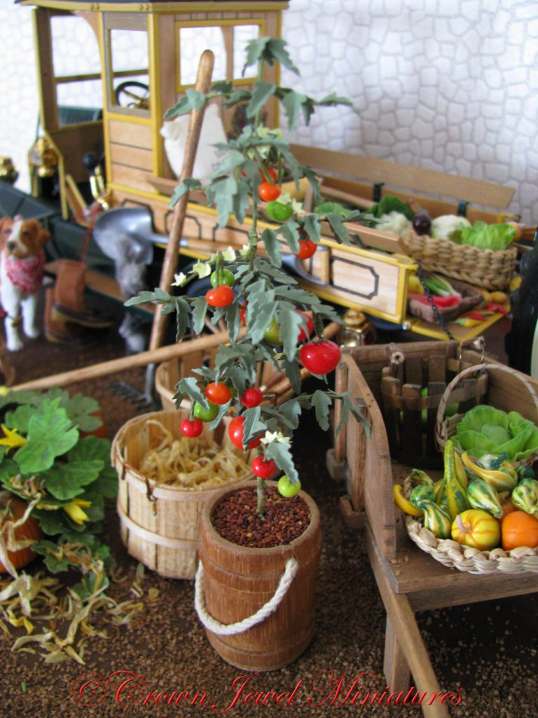 One 12th scale plant